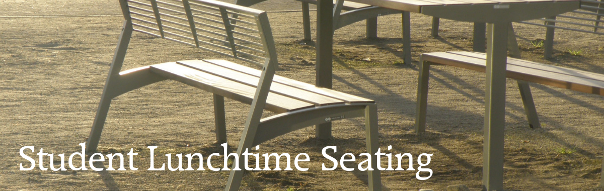 Lunchtime Seating